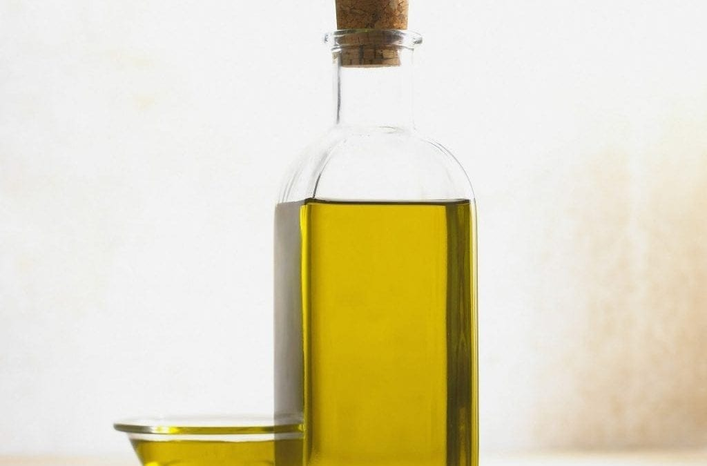 The Anointing Oil Of The Lord